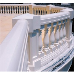 Worthington Millwork - Balustrade System 7 1/4″ - Cast Fiberglass Balustrade