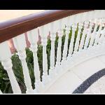 """Worthington Millwork - Balustrade System 3 5/8"""" - Polyurethane Balustrade"""