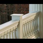 Worthington Millwork - Balustrade System 7 1/4″ - Polyurethane Balustrade