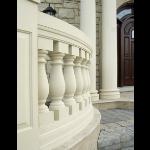 "Worthington Millwork - Balustrade System 10 1/2"" - Stone Balustrade"