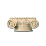 Worthington Millwork - Coral Collection Roman Ionic Capital - Coral Collection