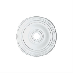 "Worthington Millwork - 16 1/8"" - 29 3/4"" Bristol Ceiling Medallion"
