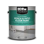 Behr Process Corporation - BEHR PREMIUM® Porch & Floor Paint - Gloss Enamel No. 6705