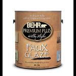 Behr Process Corporation - BEHR PREMIUM PLUS WITH STYLE® Faux Glaze No. 748