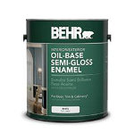Behr Process Corporation - BEHR® Oil-Base Semi-Gloss Enamel No. 3800