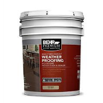 Behr Process Corporation - BEHR PREMIUM® Semi-Transparent Weatherproofing All-In-One Wood Stain & Sealer No. 5077