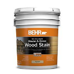 Behr Process Corporation - BEHR® Solid Color House & Fence Wood Stain No. 30