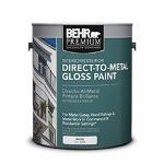 Behr Process Corporation - BEHR PREMIUM® Direct to Metal Gloss Paint No. 8200