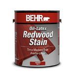 Behr Process Corporation - BEHR® Oil-Latex Redwood Stain No. 9