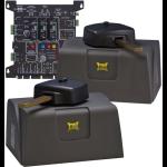 Maximum Controls - Max Phantom F6 - Brushless DC Dual Swing Gate Operator Package