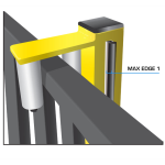 Maximum Controls - Max Edge 1 - Slide Gate Safety Edge