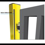 Maximum Controls - Max Mini Edge - Small Footprint Slide Gate Safety Edge