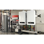 Viessmann Manufacturing Company (U.S.) Inc. - Vitodens 200-W Cascade Boiler Systems