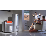 Viessmann Manufacturing Company (U.S.) Inc. - Vitocell 300-V Single Coil Domestic Hot Water (DHW) Tank