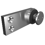R & B Wagner, Inc. - Glass to Railing Post Mounting Hardware