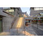 R & B Wagner, Inc. - Lumenpost™ Rail Post with Integrated Lighting