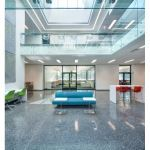 Vetrotech Saint-Gobain - Fire-Resistive Glass - CONTRAFLAM IGU Insulated Glass Unit