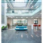 Vetrotech Saint-Gobain - Fire-Resistive Glass - CONTRAFLAM IGU Insulated Glass Unit