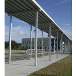 Perfection Architectural Systems, Inc. - Walkway Covers, Flat Roof