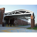 Perfection Architectural Systems, Inc. - Carport & Pedestrian Drop-off Canopy Systems