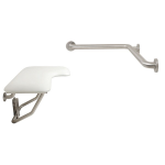 Symmons Industries, Inc. - Symmons Shower Seat and Grab Bar - HC-4