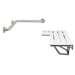 Symmons Industries, Inc. - Shower Seat and Grab Bar - HC-1