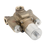 Symmons Industries, Inc. - TempControl® Thermostatic Mixing Valve - 7-400