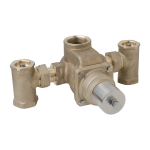 Symmons Industries, Inc. - TempControl® Thermostatic Mixing Valve - 7-900