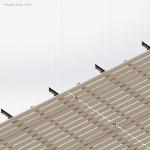 Decoustics - Linear Wood Plank Ceiling Systems