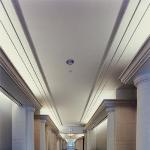 Decoustics - Acoustical Fabric Wrapped Curve Vault Ceiling