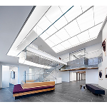 Decoustics - LightFrame Translucent Fabric Ceiling and Wall System