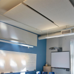 Decoustics - Acoustical Fabric Wrapped Panels Featuring AirRenew