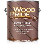 Dulux Paints - WoodPride Oil/Acrylic Solid Deck and Siding Stain