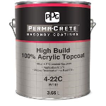 Dulux Paints - Perma-Crete 100 % Acrylic High Build Topcoats