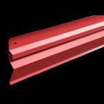 Metal-Era, Inc. - Counter-Flash 2 Pc. Counterflashing Surface Mounted Version