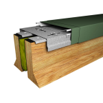 Metal-Era, Inc. - Perma-Tite Expansion Joint Roof to Roof Version