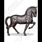 Fine's Gallery - Etruscan War Horse - BS-444