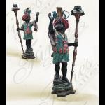 Fine's Gallery - Bronze Lamp Post Magical - LMP-014