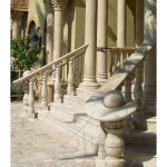 Fine's Gallery - Stair Case Marble Baluster - BAL-047