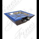 Fine's Gallery - Absolute Black Granite Firepit - MFPT-002