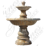 Fine's Gallery - Granite Fountain - MF-1481
