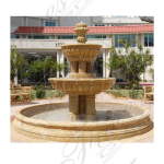 Fine's Gallery - Sicilian Limestone Fountain - MF-764