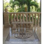 Fine's Gallery - Antique Style Marble Baluster - BAL-045
