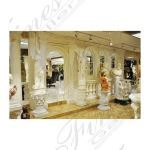 Fine's Gallery - Architectural Marble Door and Window Surround - MD-164