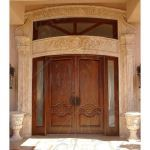 Fine's Gallery - Marble Doorway - MD-126