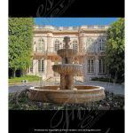 Fine's Gallery - Florence Gardens Granite Fountain - MF-1305