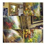 Fine's Gallery - Oil Painting - FT-26