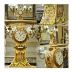 Fine's Gallery - Victorian Style Clock - FT-27