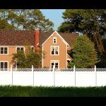 Enduris - Enduris PVC Fence - Privacy with Lattice
