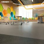 Mondo Contract Flooring - Terranova - Rubber Flooring
